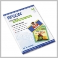 Epson PHOTO QUALITY PAPER SELF ADHESIVE 8.3 X 11.7IN - 10 SHEETS