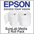 Epson SURELAB PHOTO PAPER GLOSSY 8IN X 213FT (2 ROLLS)