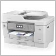 Brother INKJET INKVESTMENT ALL-IN-ONE P/ S/ C/ F WL UP TO 11X17IN