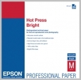 Epson HOT PRESS BRIGHT 17MIL 13 X 19IN 25 SHEETS