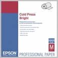 Epson COLD PRESS BRIGHT 19MIL 44IN X 50FT ROLL