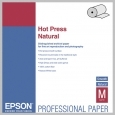 Epson HOT PRESS NATURAL 16MIL 24IN X 50FT ROLL