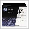 HP LASERJET 90X - BLACK TONER - 24,000 YIELD 2 PACK