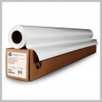 HP PRODUCTION MATTE PAPER 3IN CORE 6.6MIL 160GSM 24IN X 300FT