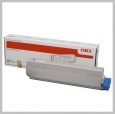 Okidata TONER CARTRIDGE FOR C831 SERIES 10K CYAN