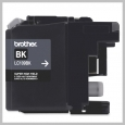 Brother INNOBELLA BLACK INK CARTRIDGE 2400 PAGE YIELD