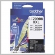 Brother BLACK INK CARTRIDGE ULTRA HIGH YIELD 2400 PAGES