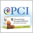 PCI HP COMPATIBLE 125A CB540A BLACK TONER CARTRIDGE 2.2K