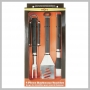 Mr Bar-B-Q 4 PC BARBEQUE PLASTIC FINGER GRIP TOOL SET