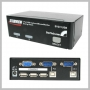 Startech KVM SWITCH 2PORT USB W/ CABLES PC MAC