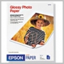 Epson PAPER PHOTO GLOSSY 8.5 X 11IN 8.1MIL 20 SHEETS