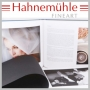 Hahnemühle PHOTO RAG® BOOK/ ALBUM DUAL-SIDED 220GSM 8.5 X 11IN - 25 SHTS