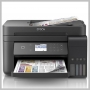 Epson WORKFORCE ET-3750 ECOTANK AIO P/ S/ C USB 2.0, LAN, WIFI