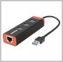 Diamond Multimedia USB 3.0 3PORT HUB WITH GIGABIT ETHERNET PORT