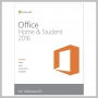 Microsoft OFFICE HOME AND STUDENT 2016 WIN NA ONLY MEDIALESS