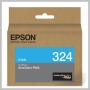 Epson ULTRACHROME HG2 INK NO. 324 CYAN
