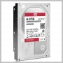 Western Digital 6TB RED PRO HARD DRIVE SATA 6GB/S 7200 RPM 128MB 3.5IN