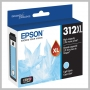 Epson CLARA T312XL HIGH CAPACITY INK LIGHT CYAN