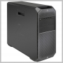 HP WORKSTATION Z4 G4 XEON W-2125 8GB 256GB SSD DVDRW W10P