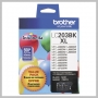 Brother 2 PACK BLACK INK CARTRIDGES FOR MFC-J4320DW, ETC.