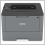 Brother MONOCHROME LASER PRINTER DUPLEX USB ENET