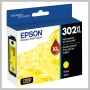 Epson T302XL YELLOW INK W/SENSOR
