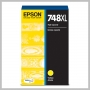 Epson 748XL LARGE CAPACITY CARTRIDGE YIELD 4000 PAGES - YELLOW