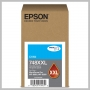 Epson 748XXL SUPER CAPACITY CARTRIDGE YIELD 7000 PAGES - CYAN