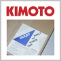 Kimoto Tech SILKJET SC4 4 MIL CLEAR FILM 8.5 X 14IN - 100 SHEETS