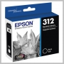 Epson T312 CLARA STANDARD CAPACITY BLACK INK CARTRIDGE