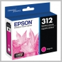 Epson T312 CLARA STANDARD CAPACITY MAGENTA INK CARTRIDGE