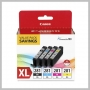 Canon CLI-281 XL BLACK, CYAN, MAGENTA & YELLOW 4 INK PACK