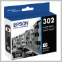 Epson T302 PHOTO BLACK INK W/SENSOR