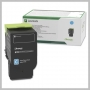 Lexmark CYAN TONER CARTRIDGE STANDARD YIELD