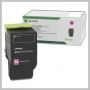 Lexmark MAGENTA TONER CARTRIDGE STANDARD YIELD