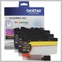 Brother HIGH YIELD  3 PACK COLOR INK CARTRIDGES