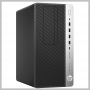 HP PRODESK 600 G4 MICRO TOWER I5-8500 8GB 256GB SSD W10P