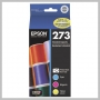 Epson CLARIA 273 INK CARTRIDGE MULTICOLOR - PK, C, M, Y