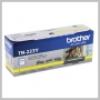 Brother TONER CARTRIDGE STANDARD YIELD YELLOW FOR HL-L3210, ETC.