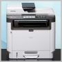 Ricoh SP 330SFN MONOCHROME LASER MULTIFUNCTION PRINTER P/ S/ C/ F