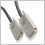 1M INFINIBAND SAS SFF8470 TO SFF8470 CABLE