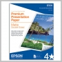 Epson PREM. PRESENTATION MATTE DOUBLE SIDED 8.5 X 11IN 50 SHEETS
