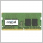 Crucial Technology 8GB PC4-19200 DDR4 2400 260PIN SODIMM DRX8 UNBUFF CL17
