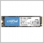 Crucial Technology P2 500GB 3D NAND NVME PCIE M.2 SSD