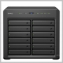 Synology 12BAY HIGH-PERFORMANCE NAS DISKSTATION DISKLESS