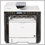 Ricoh SP 377SFNWX MONOCHROME MULTIFUNCTION PRINTER P/ S/ C/ F