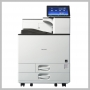 Ricoh SP C840DN COLOR LASER PRINTER 45PPM 1200 SHT CAPACITY