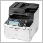 Okidata MC573DN COLOR MULTIFUNCTION PRINTER P/ S/ C/ F USB ENET