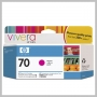 HP VIVERA 70 130ML DJ Z2100 Z3100 INK MAGENTA