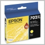 Epson T702 XL YELLOW INK CARTRIDGE